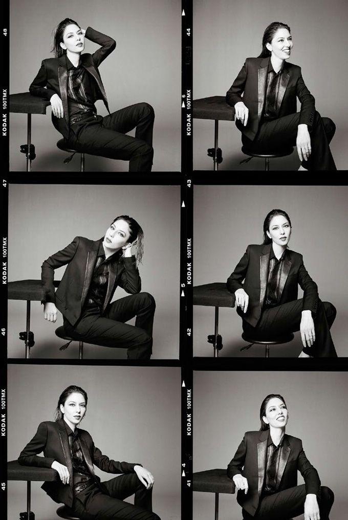 София Коппола в Vogue Italia