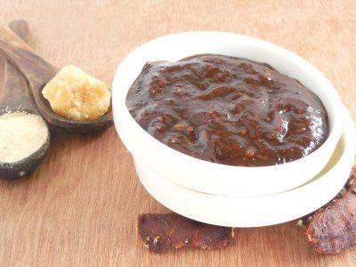 Receta de Salsa de Tamarindo