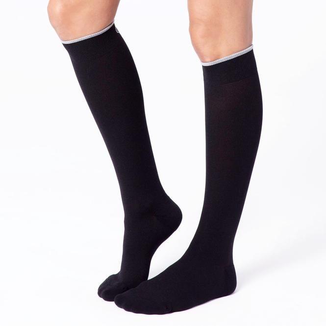 Companion Compression Socks | Jet Black