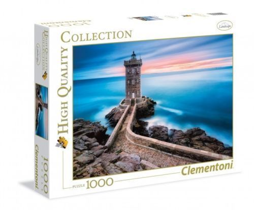 Clementoni High Quality Collection 1000 Piece Puzzle - Art 39334 The Lighthouse
