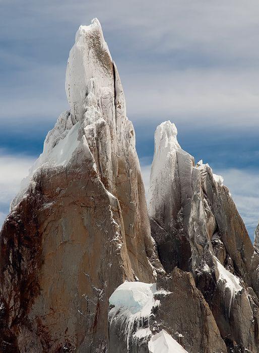 CERRO TORRE Parque Nacional Los Glaciares El Chalten, Patagonia, Argentina