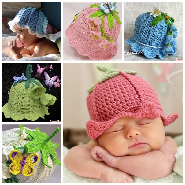 These 32 Crocheted Baby Accessories Will Look Adorable On Your Little One!