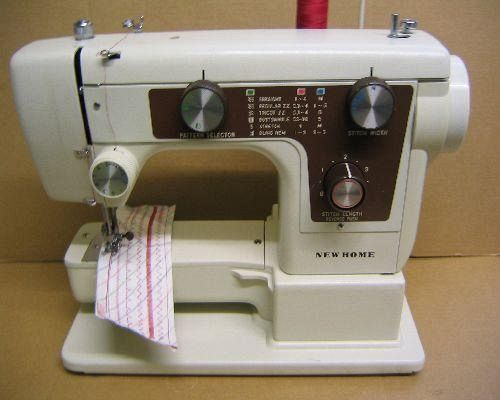 New Home Janome 40 Sewing Machine Instruction Manual New Homes Mesmerizing Instruction Manual For Janome Sewing Machine
