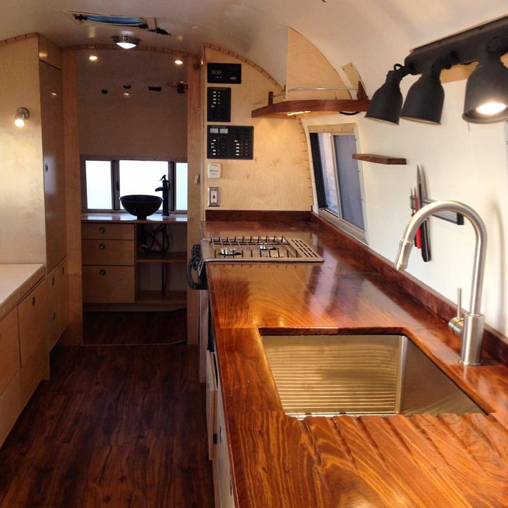 Nice Airstream Kitchen Remodel