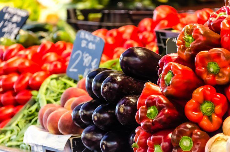 Fresh Vegetables by Sotiris Filippou on 500px