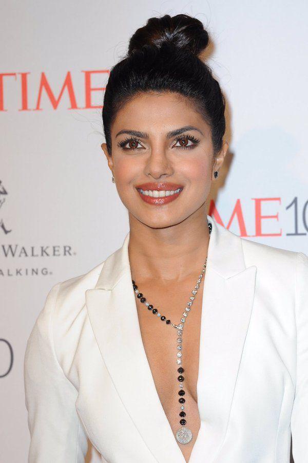 Priyanka at the #TIME100 gala
