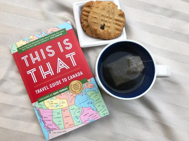 This is That: Travel Guide to Canada is a hilarious book from CBC Radio's Pat Kelly and Peter Oldring. Get your copy now!