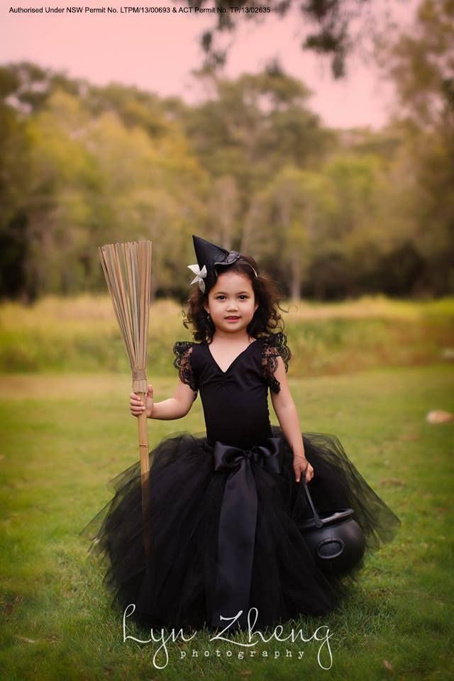 All My Love: Win A Halloween Witch Tutu Outfit!