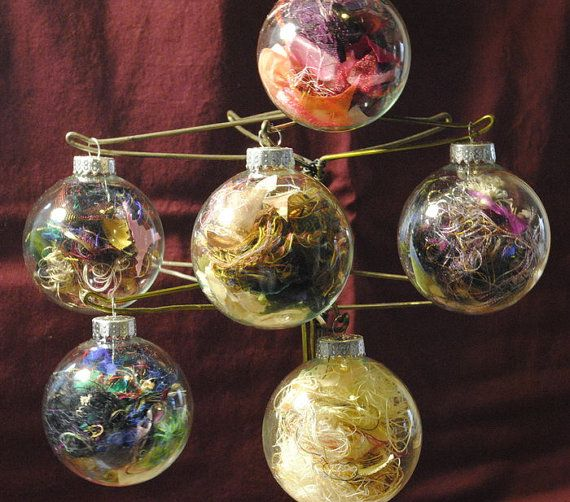 Remnants of Creation, Zero Waste Ornaments
