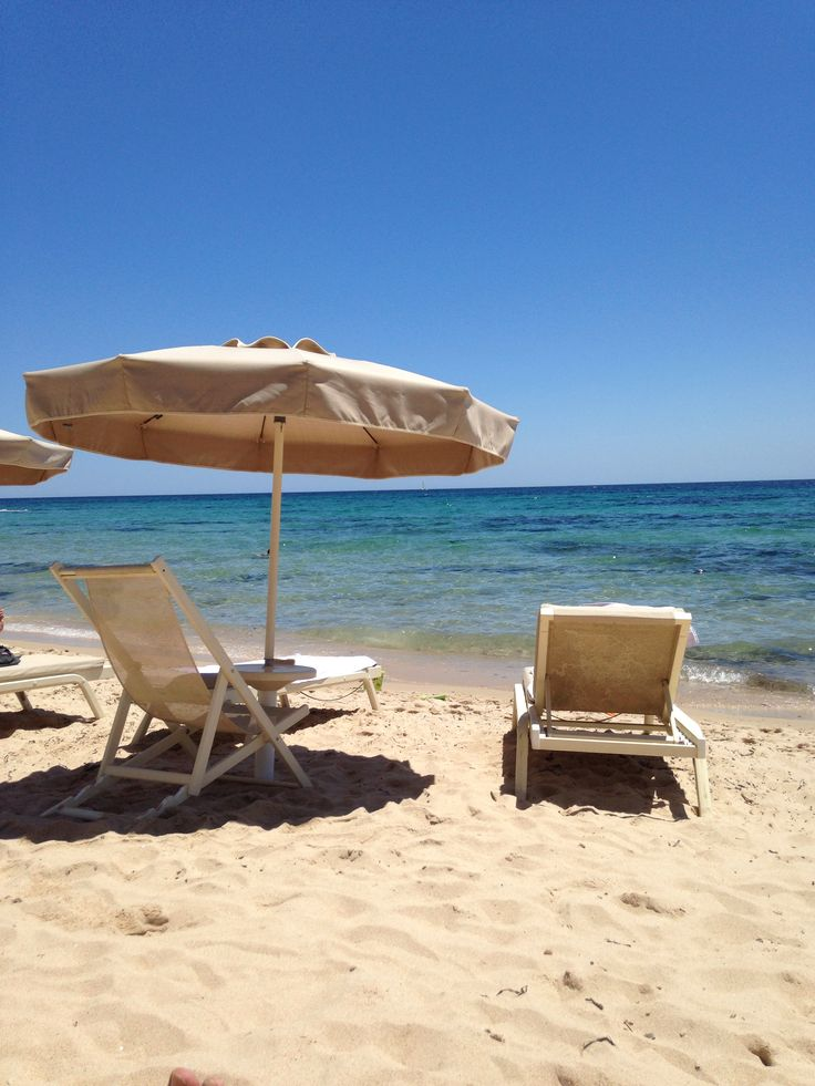 Sardinia's beach