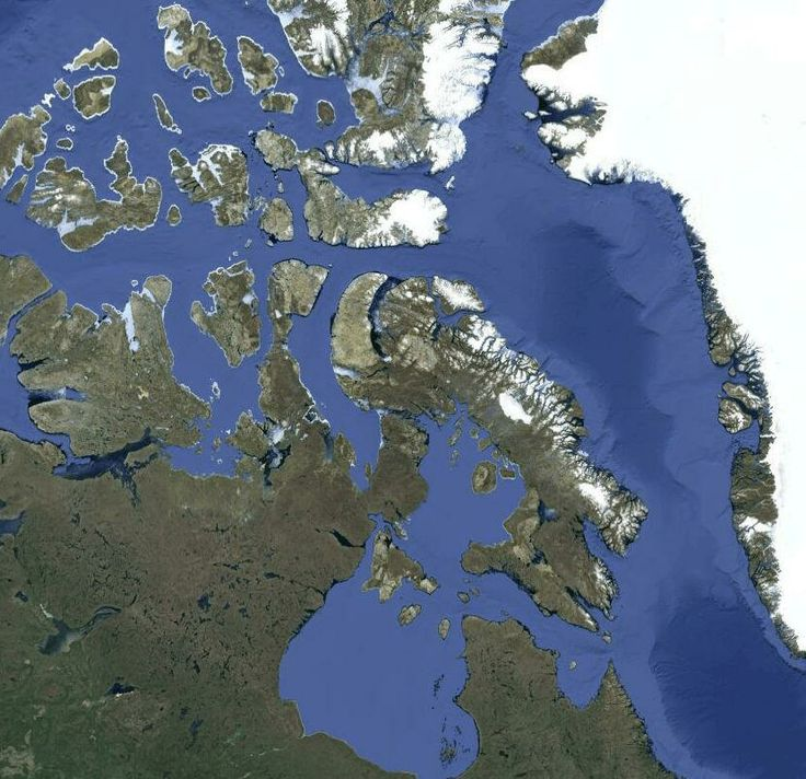 Northwest Passage and the Construction of Inuit pan-Arctic Identities