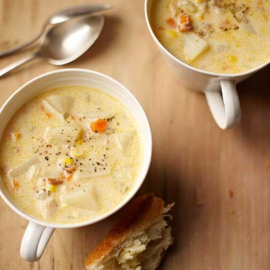 Fall river, Clam chowder and Clams on Pinterest