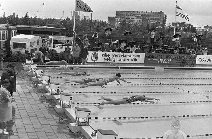NK zwemwedstrijden