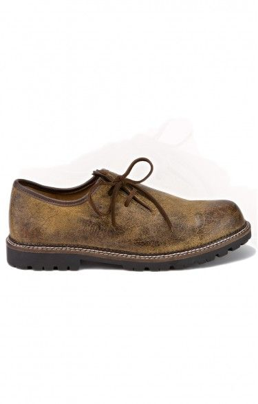 Traditional brogues 1240 tabacco-coloured