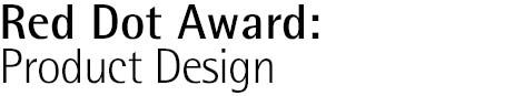 red dot award - product design 2012