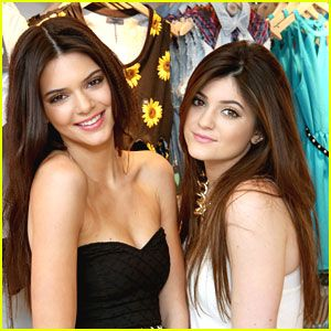 Kendall and Kylie Jenner: New Pacsun Summer Collection