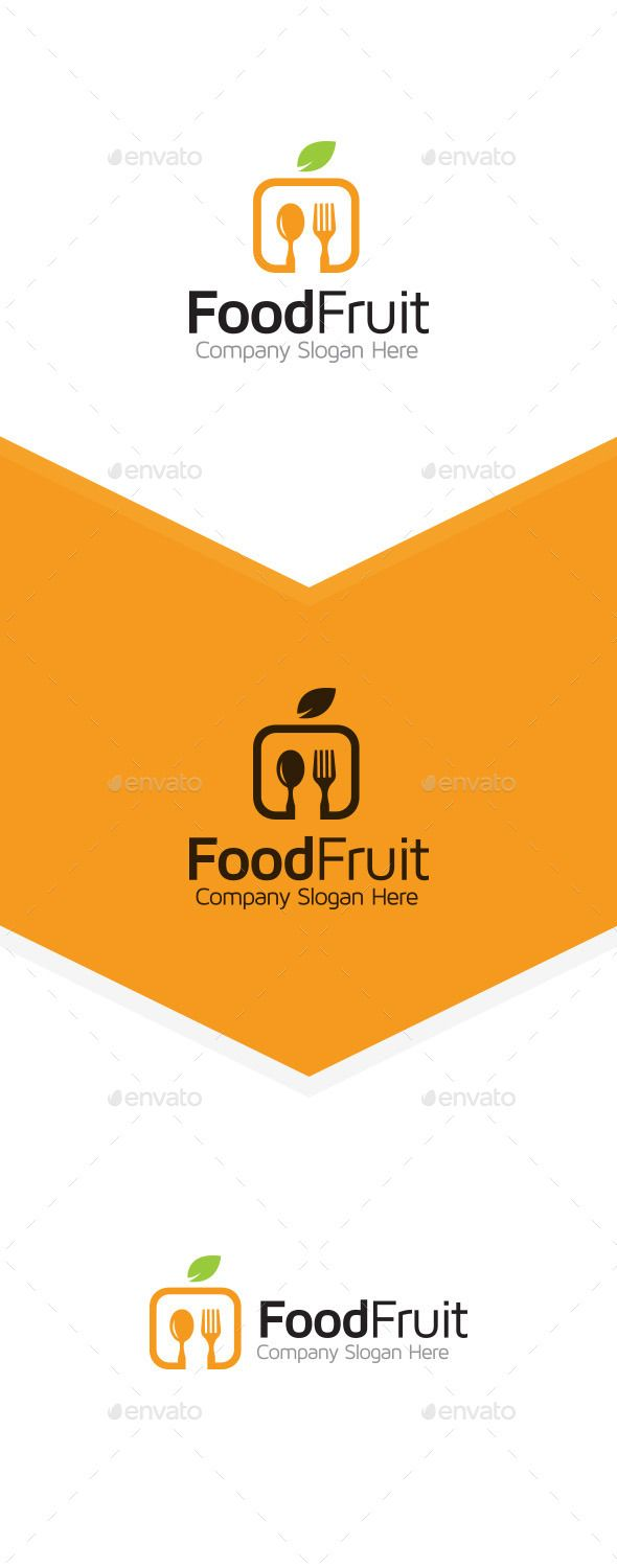Food Logo   The ZIP Archive Contains      Logo Template     Readme file with Font link  Item Details      CMYK     100% Vector     Fully Editable     Font Used: Maven Pro