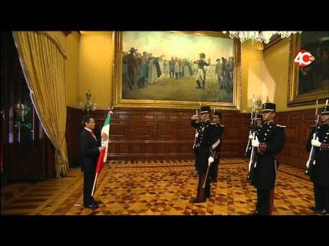 ENRIQUE PEÑA NIETO - 100 años Grito de Independencia México (Full HD 1980x1080) 1810-2013 - YouTube