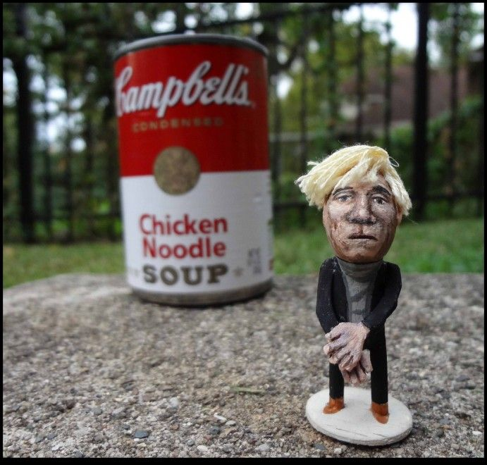 ArachidiStar | Andy Warhol | Steve Casino