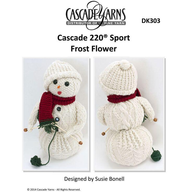 23 mejores imágenes de Knitted Snowman/father christmas en Pinterest ...