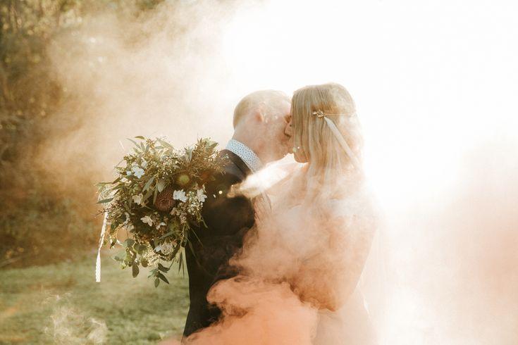Isabella + Daniel // Wedding Photography, Private Property, Brisbane