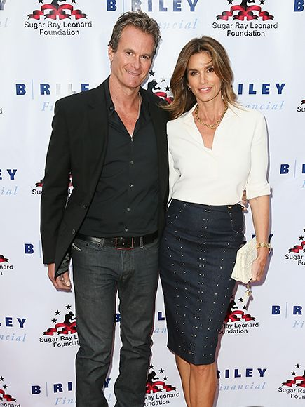 Star Tracks: Thursday, May 26, 2016 | OUT FOR THE BOX | Cindy Crawford and husband Rande Gerber arrive at the Big Fighters, Big Cause Charity Boxing Night on Wednesday in Hollywood.