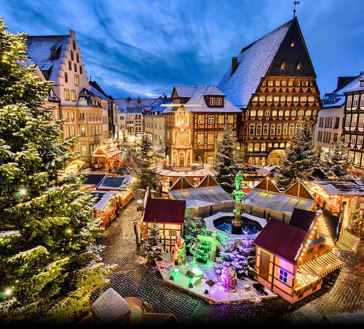 Stockholm Christmas Market, Sweden