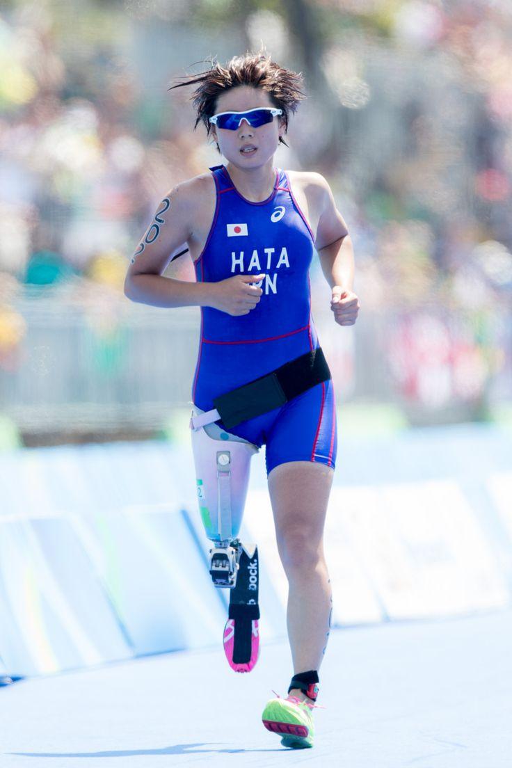 新競技のパラトライアスロン、秦が日本人最高位 太もも義足で6位フィニッシュ #リオ五輪 #パラリンピック