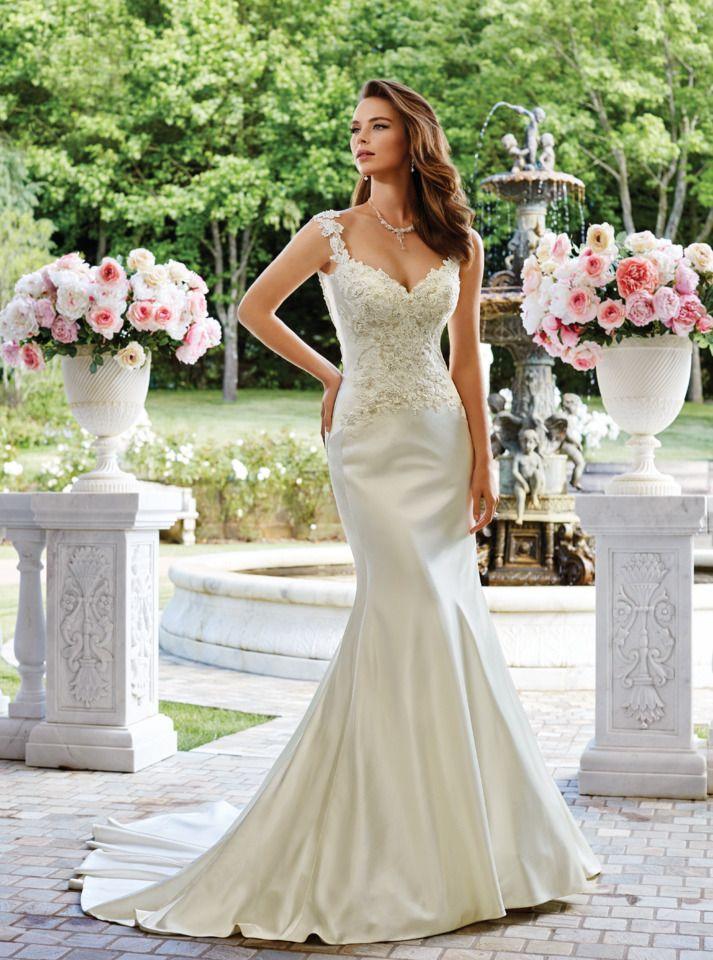 17 mejores imágenes de Yris Bridal Sophia Tolli en Pinterest ...