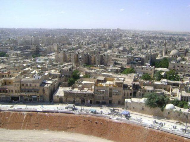 Syria Warstruck, But A Beautiful Country  Tra
