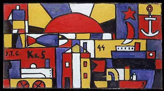 pintor uruguayo torres garcia - Buscar con Google