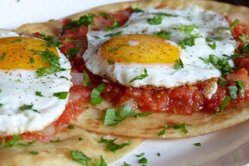 El desayuno mexicano que más gusta: huevos rancheros