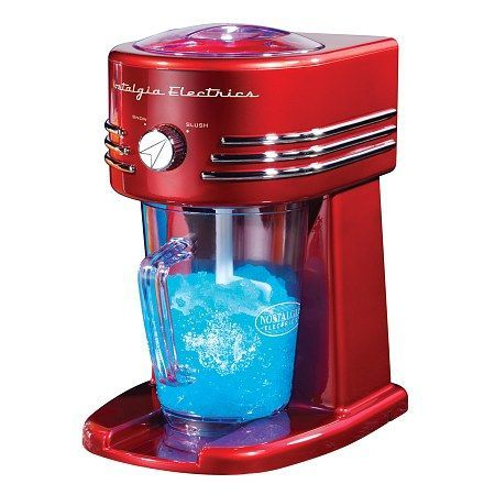 Nostalgia Electrics FBS400RETRORED Frozen Beverage Maker - 1 ea