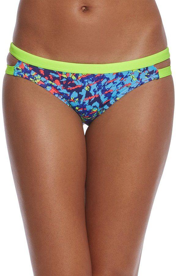 TYR Women's Oceania Cove Mini Bikini Bottom 8160682
