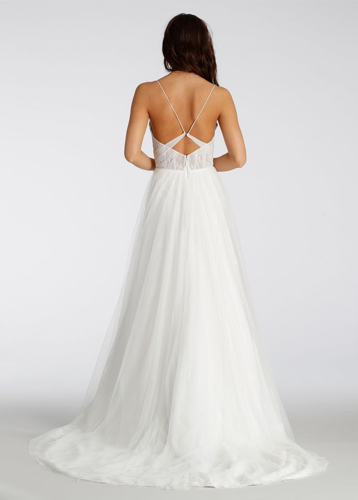 7650 | Ti Adora by Alvina Valenta |  Available at Lulu's Bridal Boutique | Lulu's Bridal | Dallas, Texas | Boho Bride | Flowy | Natural |