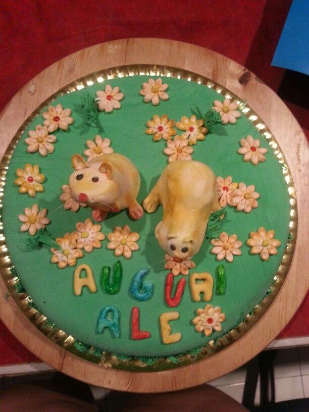 Hamster cake