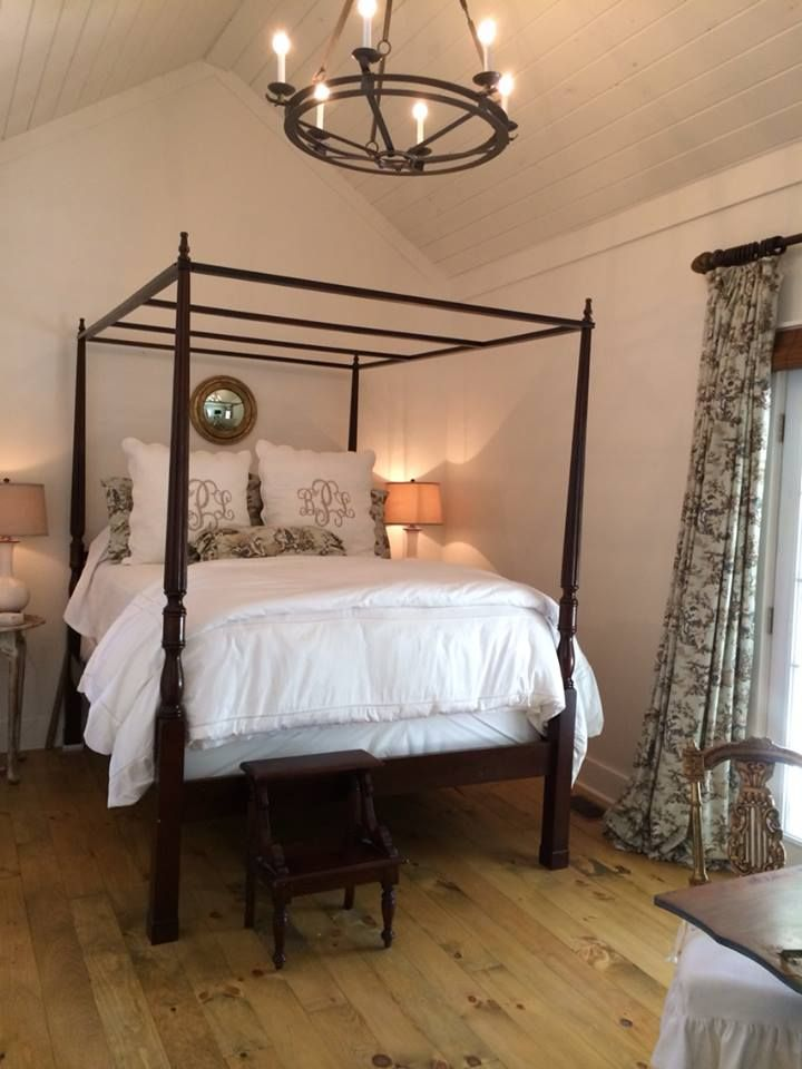 17 best images about four poster and canopy beds on pinterest for French farmhouse bed
