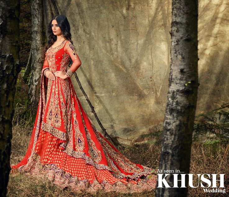 Reign in royal red this season with a ensemble by World of Fashion By Nesh 131 Ladypool Road, Birmingham, B12 8LH +44(0)121 440 0890 Hair & Makeup: Aneela Hussain