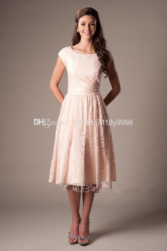 17 Best ideas about Blush Lace Dresses on Pinterest | Pink lace ...