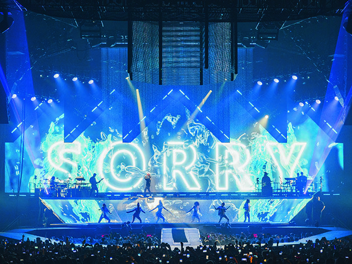 Justin Bieber: The Purpose Tour