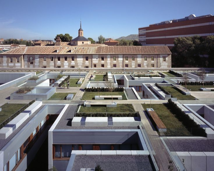 Gallery of New Parador of Alcalá / Aranguren & Gallegos Architects - 1