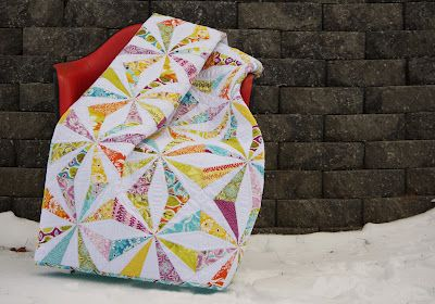 Free Patterns from Ahhh... Quilting blog: Quilts Patterns, Quilting Patterns, Quilts Quilting, Quilt Patterns Free, Free Quilt, Free Patterns, Kaleidoscope Quilt