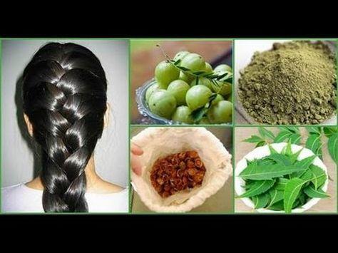 Recette maison pour des cheveux magiques long, lisse  et épais(Regardez la vidéo)    ~ Protège ta santé