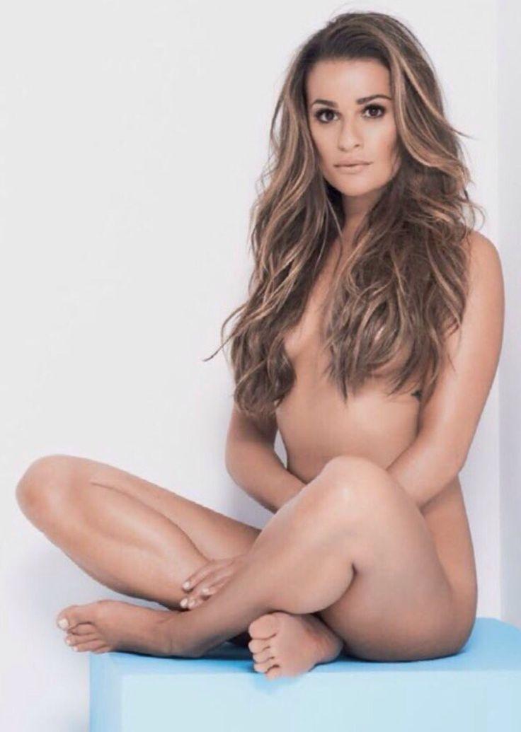 Beautiful naked celebrity women