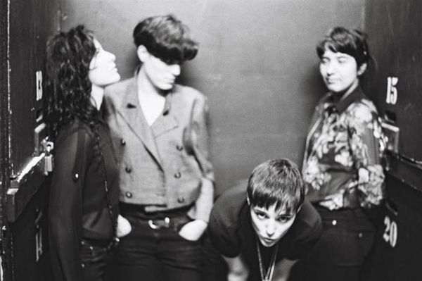 savages band Savages announce U.S. tour dates, opening for Portishead