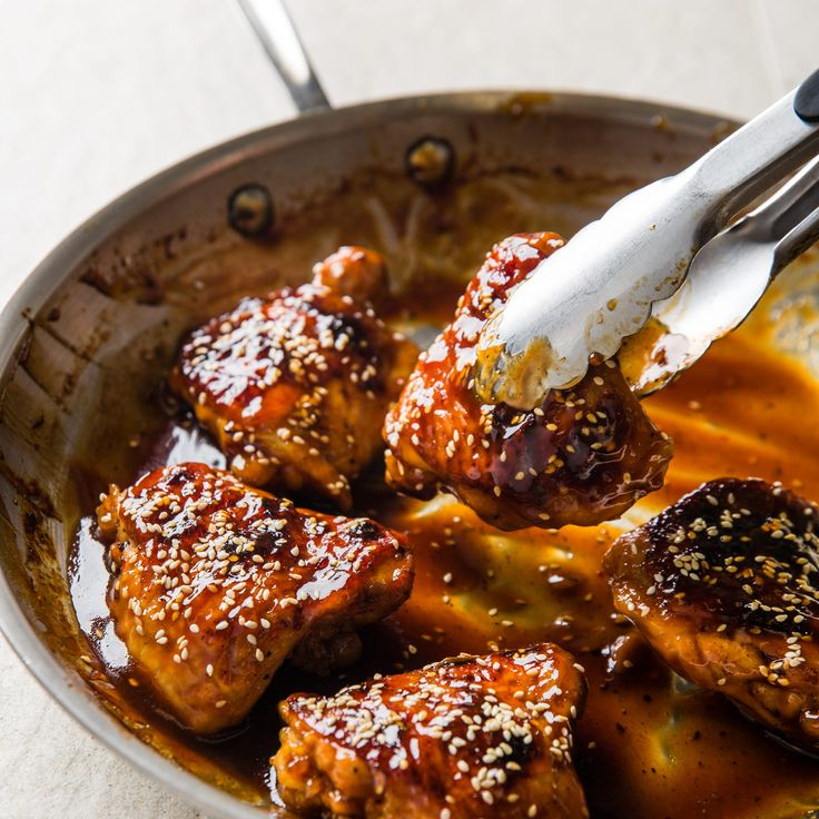 Moist And Tender Chicken With A Sweet Salty Sheen Sounds Tricky But We Made