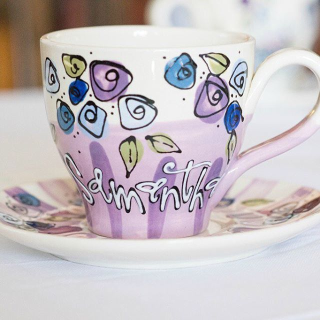 613 best images about pottery painting ideas on pinterest - Ceramic mug painting ideas ...