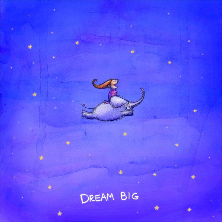 Today's Doodle: DREAM BIG