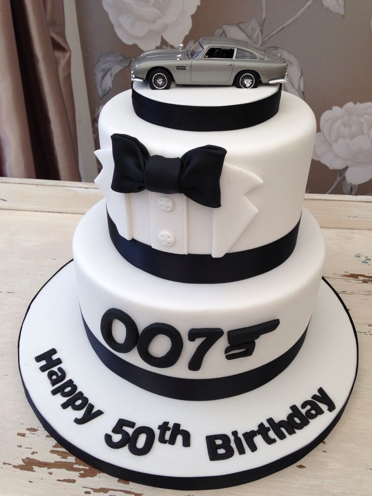 Cake Decorations For Men S Birthdays : 25+ Best Ideas about James Bond Cake on Pinterest Shirt ...