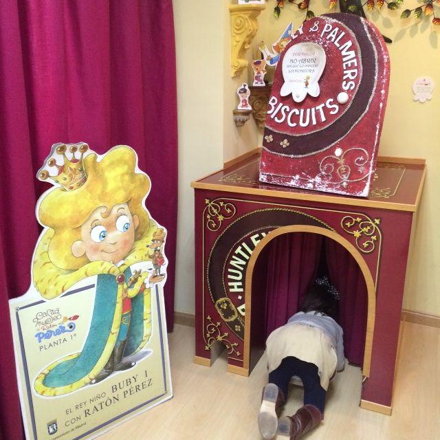 Planes con niños en Madrid: la casita del Ratón Perez - MAMAS VIAJERAS